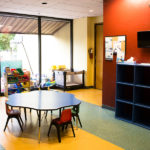 parkpoint santa rosa child care room with table and toys