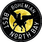Bohemian Best of the North Bay 2020 Award Logo